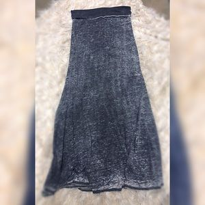 Torn by Ronnie Kobo maxi skirt